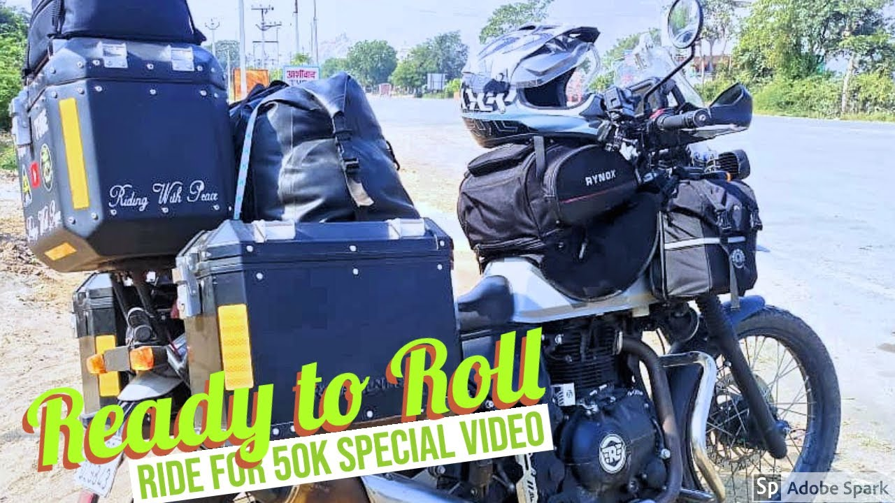 Ride Preparation for 50K Special Video