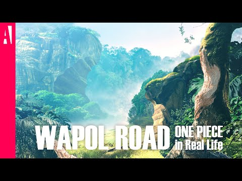 ONE PIECE - Twin Cape - Wapol Road - Live Action