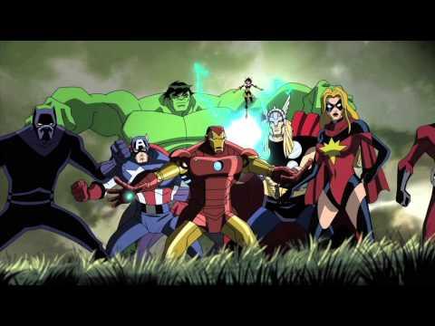 Your Disco Needs You (Avengers: EMH fanvid)