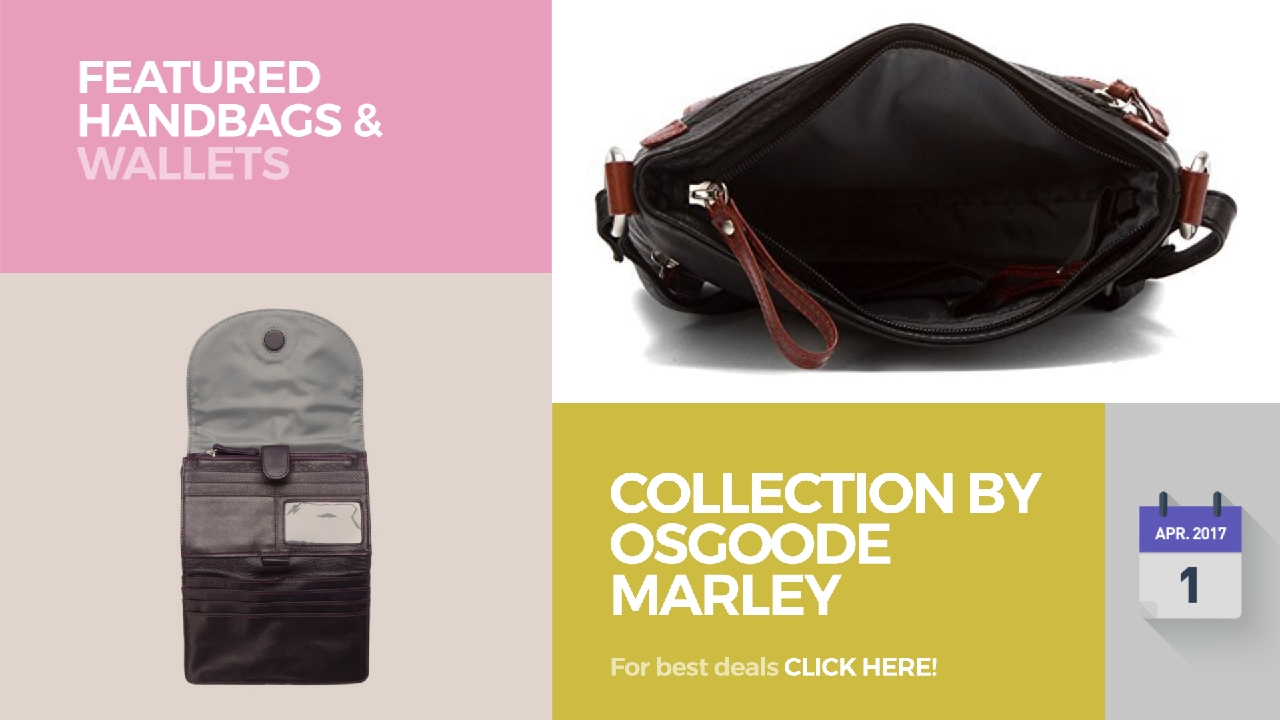 Collection By Osgoode Marley Featured Handbags Wallets