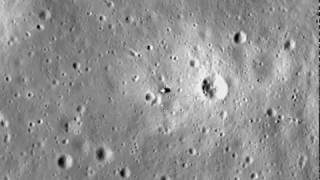 See the Apollo 11 Landing Site from Lunar Orbit