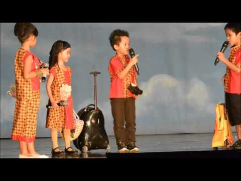 Sunflower Preschool Bintaro Annual Show 2015 session 2  scene 7