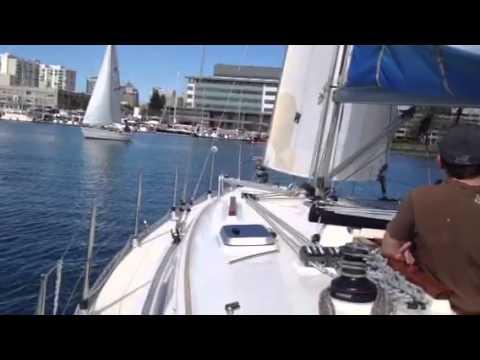 Hanse 341 Demo Sail
