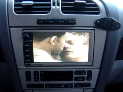 hqdefault lincoln ls video interface with back up camera youtube 2002 lincoln ls radio wiring harness at bakdesigns.co