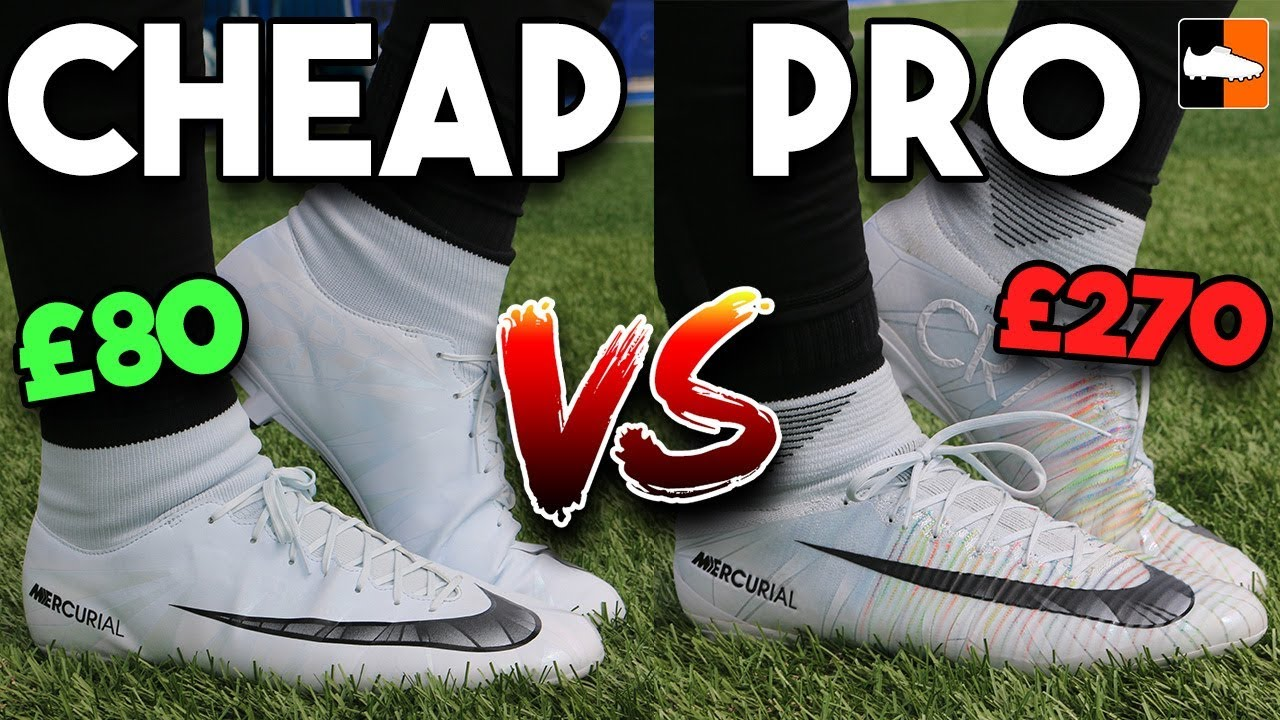 buy online 94cbd 62fd5 CR7 Victory DF vs Superfly - Which Ronaldo Mercurial Is Better For You