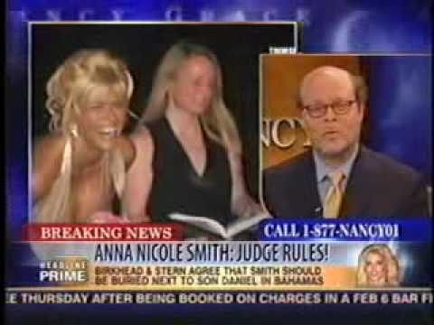 Nancy Grace: Randy Kessler on Anna Nicole Smith - Part 2