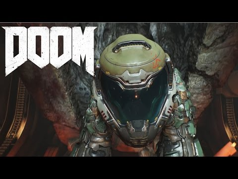 DOOM or DOOM 4 ? | Mission 1 - E1M1 Nightmare | KEEP JUMPING! DON'T STOP! | Let's Play - Gameplay