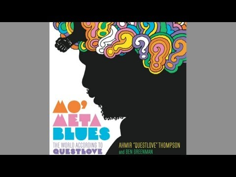 "Questlove on His Musical Upbringing, Hip-Hop's 40th, Soul Train and New Memoir, ""Mo' Meta Blues"" 1/2"