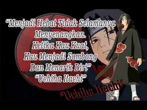 Kata Kata Mutiara Anime Naruto