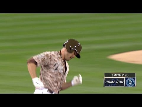 Smith CRUSHES the game-tying home run