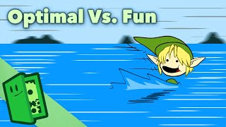 Optimal vs Fun - Designing for Different Playstyles - Extra Credits