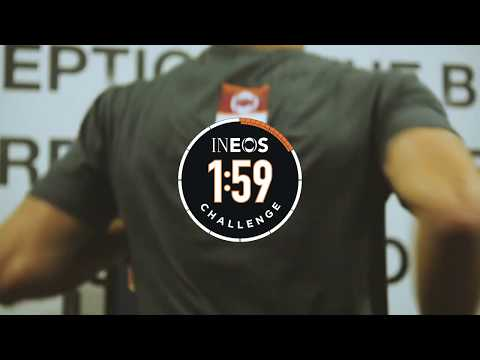 Eliud Kipchoge 1km Challenge