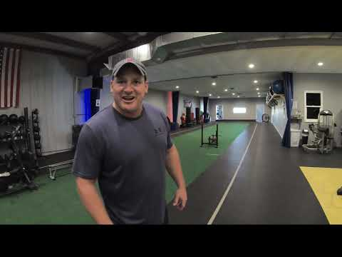 Inside View Of The Chenoa Fitness Center Youtube