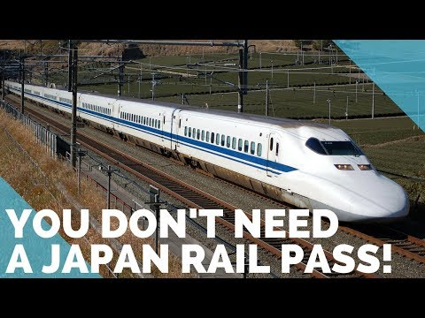 Why You DON'T NEED A Japan Rail Pass! Travel in Japan for Less - JAPAN BASICS
