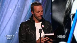 Baixar COLDPLAY USES MAGIC TO MAKE GHOST STORIES BEST SELLING ALBUM OF 2014 (SO FAR)