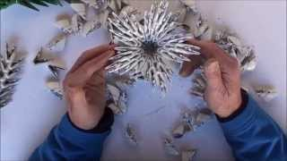 How To Make A Flower Tutorial Origami 3d