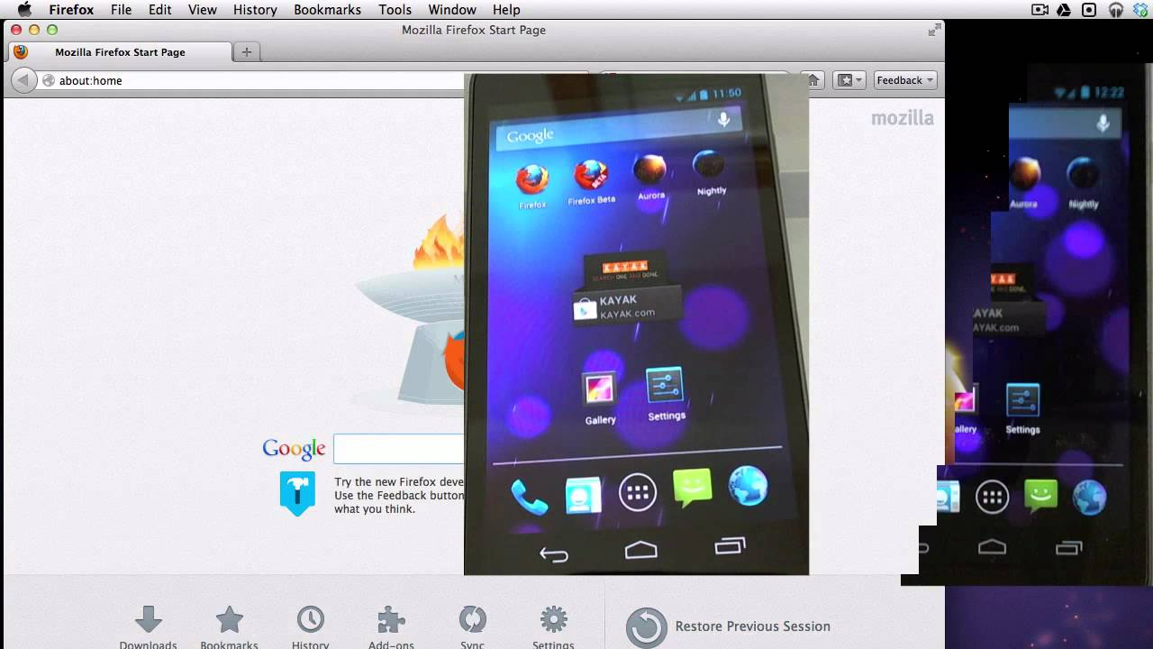 Remote Debugging on Firefox for Android - Mozilla Hacks - the Web