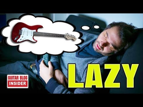 Lazy Players Guide to Learning Guitar - EASY WAY