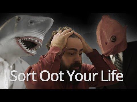 Holy Mackerel—Sort Oot Your Life
