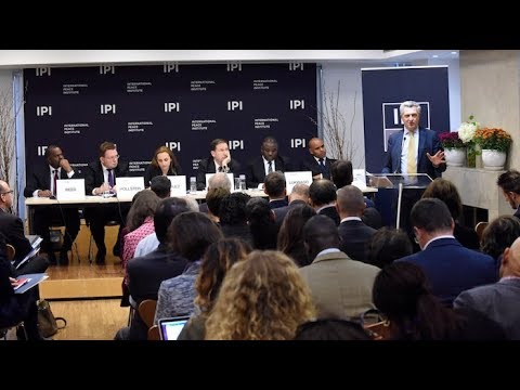 Shaping Priorities with States: Cities, Migrants, and Refugees