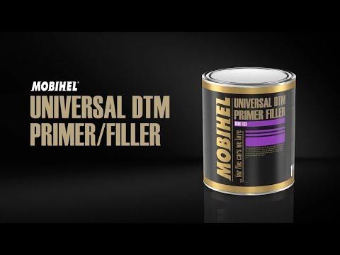 Новинка 2019! MOBIHEL Universal DTM Primer (серый, белый, черный).