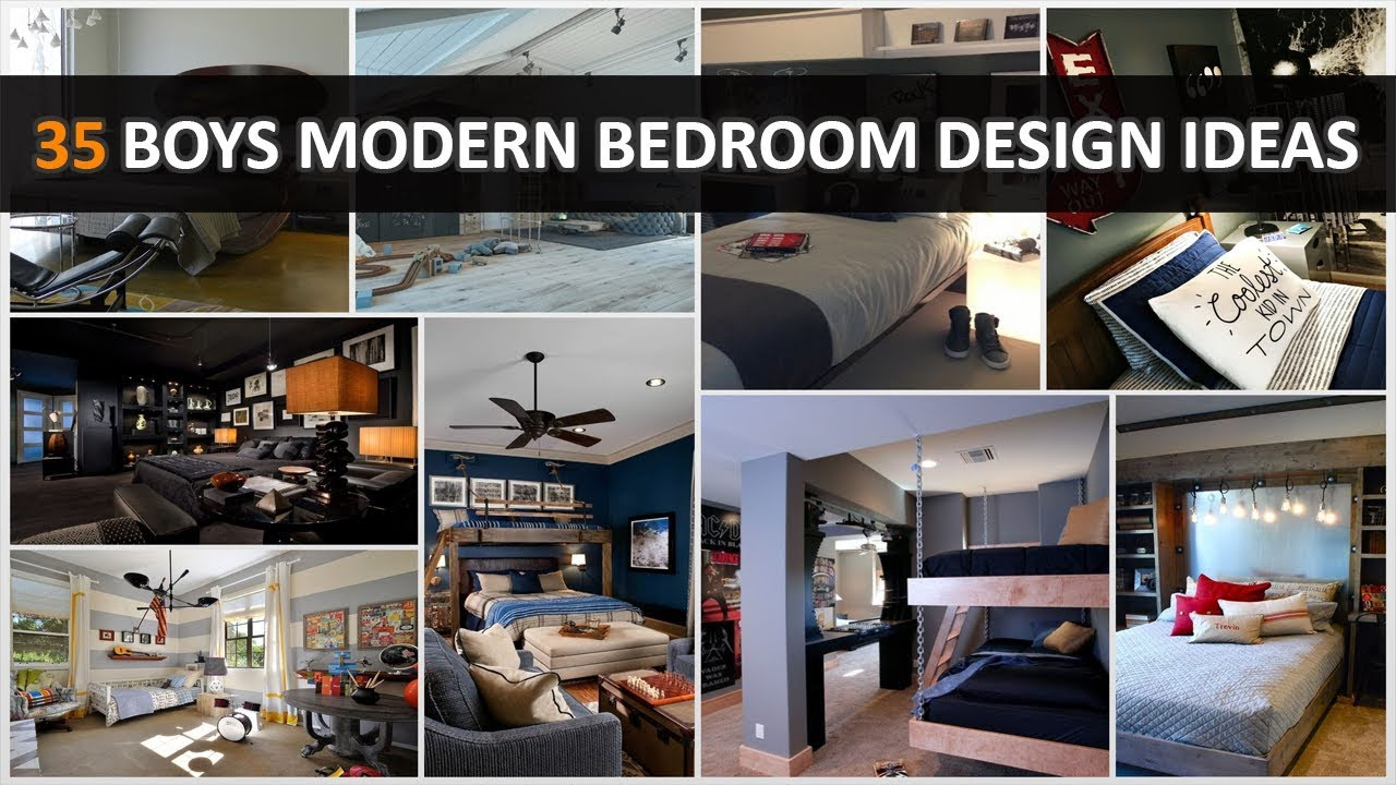 35 characteristics of boy bedroom in modern house designs deconatic