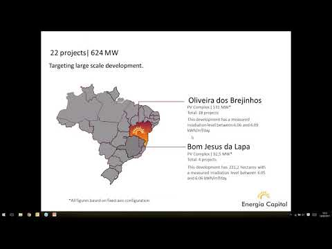 Brazil's Solar Journey: Residential, Commercial & Industrial and Utility Scale