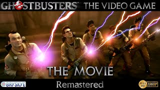 Ghostbusters The Video Game - The Movie - Remastered