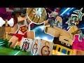 Minecraft - GALATASARAY VS BEŞİKTAŞ BLOKLARI !