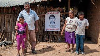El hogar de Mauricio #Ayotzinapa