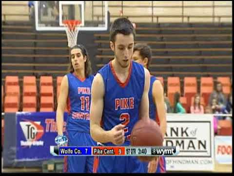 Mountain Classic: Wolfe County vs. Pike Central