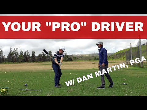 "Swing Your Driver like ""The Pro"", Transferring Golf Swing Forces through the whole club"