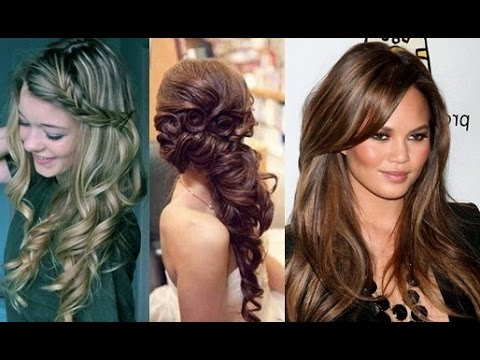 Best Hairstyle With Maxi Dress Youtube