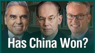 Has China Won? | Mahbubani | Mearsheimer