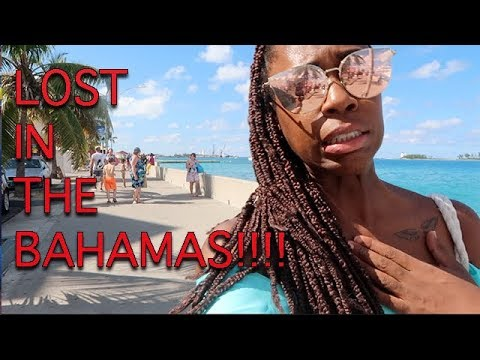 LOST IN THE BAHAMAS! | Britt's Space | A Travel Vlog