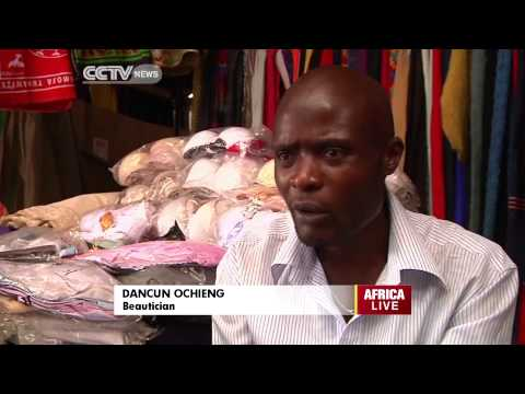 High Unemployment Rate Forces Kenyan Youth to Be Innovative