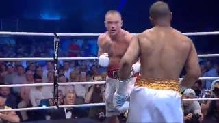 Roy Jones jr vs Pawel Glazewski FULL FIGHT 30/06/2012