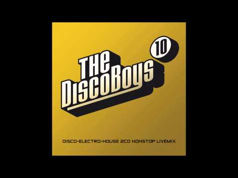 The Disco Boys - What you Want