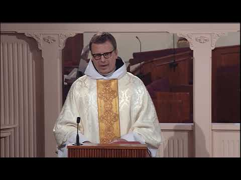 Daily Catholic Mass - 2020-03-19 - Fr. Augustine Wetta - St. Louis Abbey