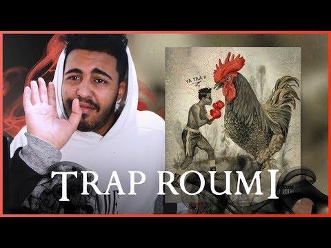 KOUZ1 - TRAP ROUMI (Prod. ImHardBeats) (Reaction)