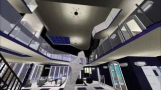 sims modern luxury glass mansion huge mansions designs theater plans bedrooms walkthrough