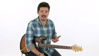 Swamp Blues Guitar Lesson - Level 5 Breakdown - Mike Zito