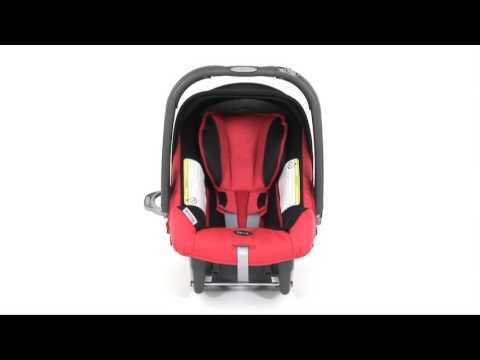 Britax Baby Safe Plus SHR II Installation