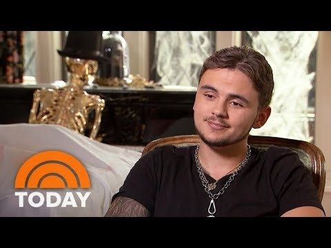 Michael Jackson's Son Prince Admits He Can't Dance Like Dad, But Carries On His Charity Work | TODAY Mp3
