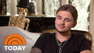 Michael Jackson's Son Prince Admits He Can't Dance Like Dad, But Carries On His Charity Work | TODAY