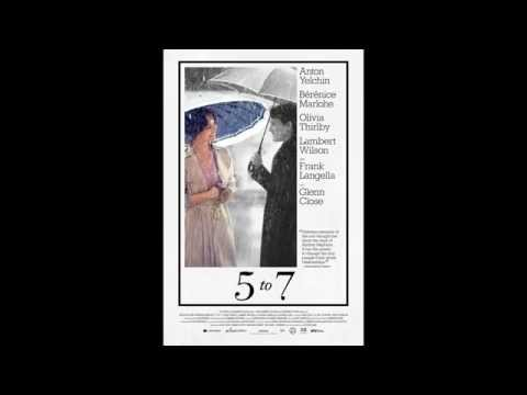 5 to 7 Soundtrack OST  Diner Martin Sexton