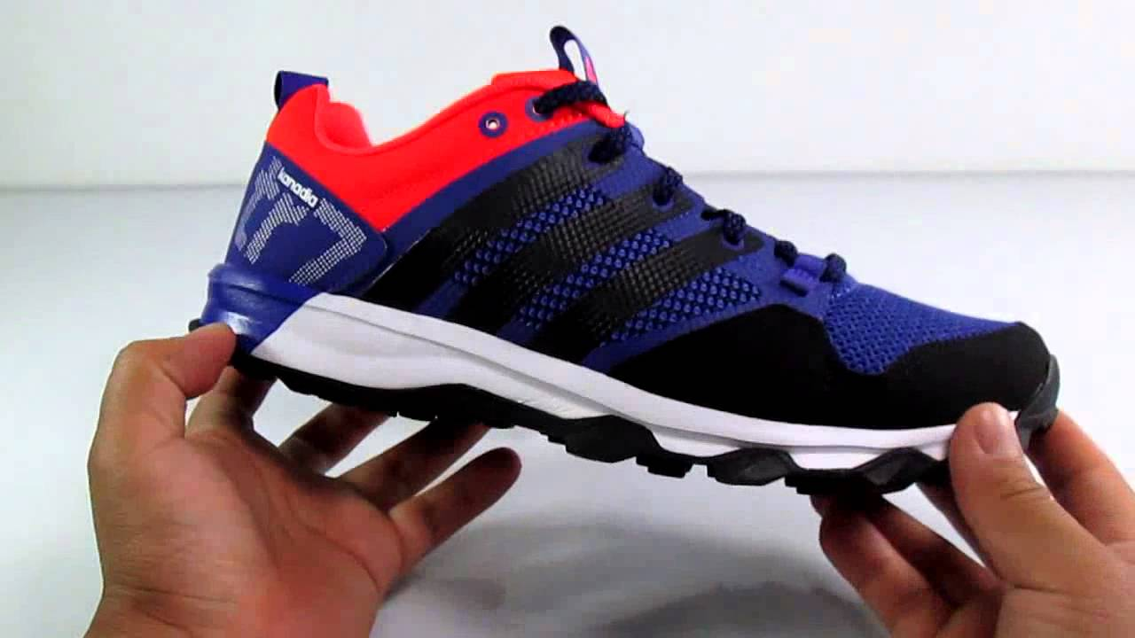 zapatillas trail adidas kanadia tr7