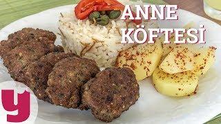Anne Köftesi Tarifi (Yanına da Fırın Patates!) | Yemek.com