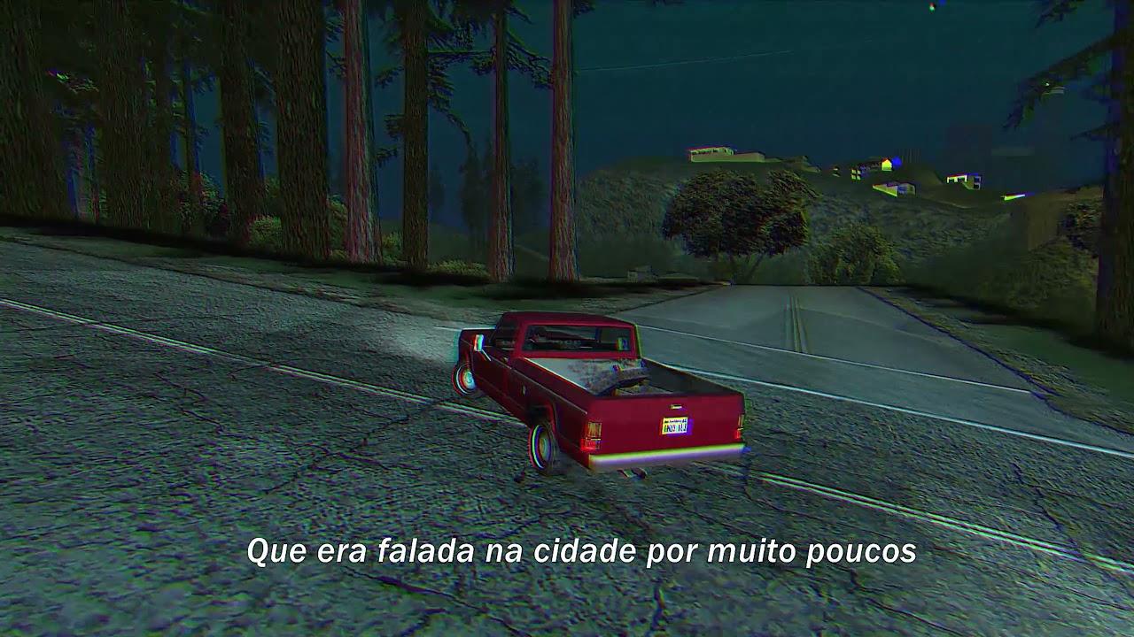 Bed of Roses - GTA San Andreas (Legendado em Português)