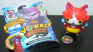 ジバニャンがワルニャンに変身!?妖怪ウォッチ CONVERTING FIGURES レビュー Yo-kai Watch thumbnail